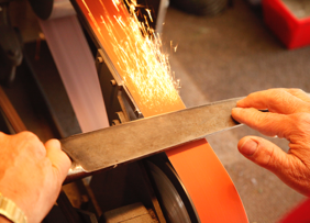 Cutlery sharpening service
